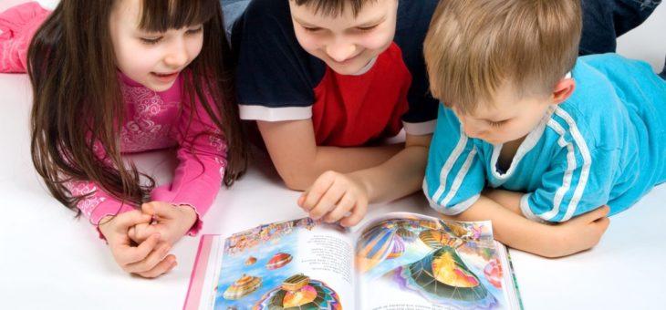 Ребенок не любит читать?